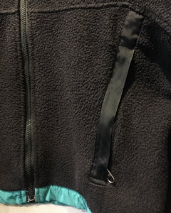 THE NORTH FACE-Fleece jacket-(size M) Made in U.S.A.
