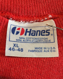 Hanes-Sweat-(size XL)Made in U.S.A.