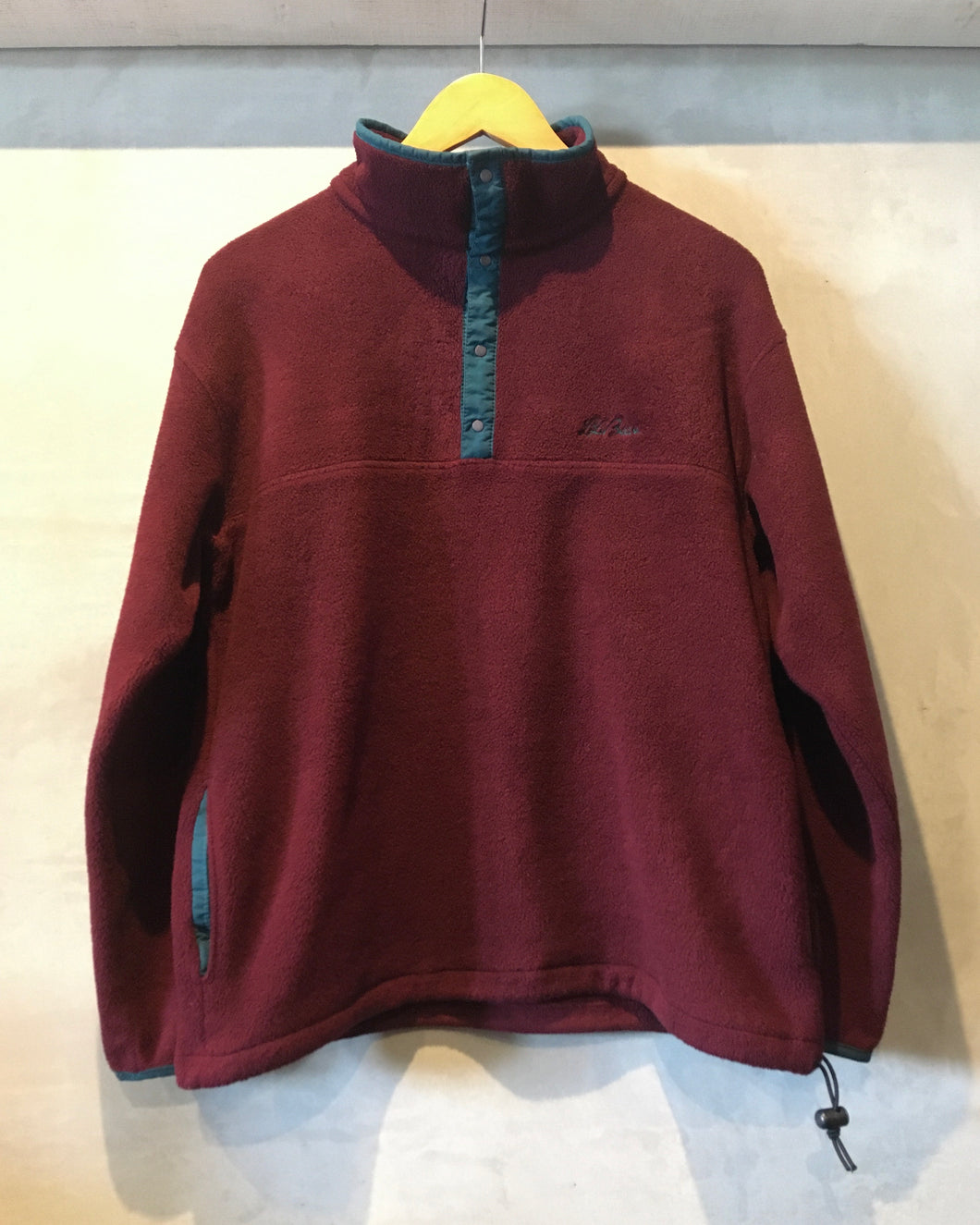 L.L.Bean-Fleece pullover-