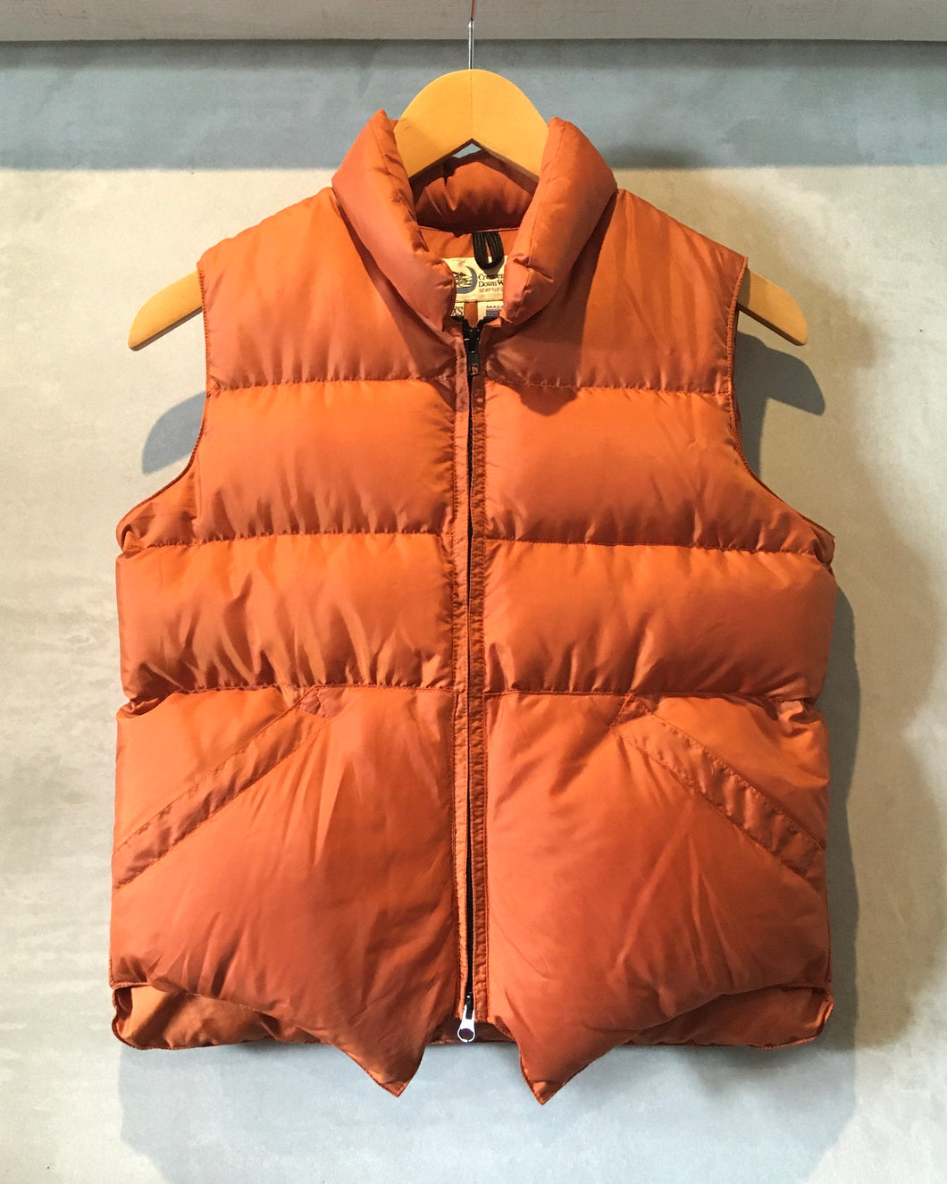 Crescent Down Works-Down vest-(size XXS)Made in U.S.A.