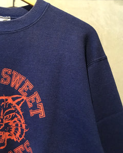 BITTER SWEET BOBCATS-Sweat-(size M)Made in U.S.A.