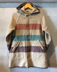 Woolrich WOMAN-Wool parker-Made in U.S.A.