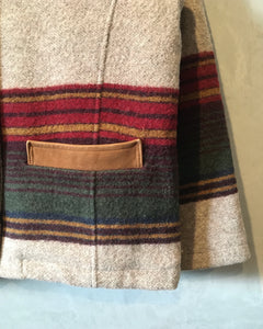 Woolrich-Wool jacket-(size S)Made in U.S.A.