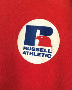 RUSSEL ATHLETIC -sweat-(size L)Made in U.S.A.