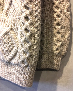 Athena Designs-Alan knit cardigan-Made in IRELAND