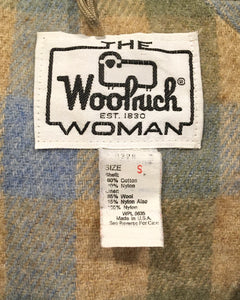 Woolrich WOMAN-Mountain parker-(size S)Made in U.S.A.