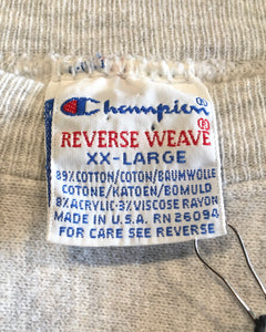 Champion-REVERSE WEAVE-(size XXL)Made in U.S.A.