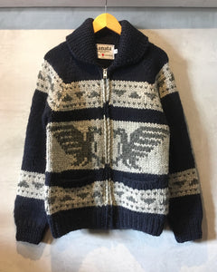 KANATA-Cowichan knit jacket-Made in CANADA