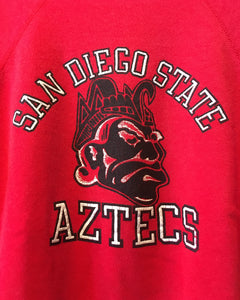 San Diego State Aztecs_-sweat-(size M)Made in U.S.A.