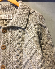 画像をギャラリービューアに読み込む, Athena Designs-Alan knit cardigan-Made in IRELAND