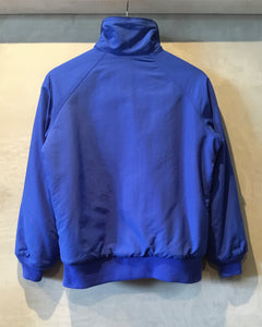 LANDS' END-Nylon×fleece jacket-(size M 10-12)Made in U.S.A.