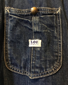 Lee-coverall-(size 40)Made in U.S.A.