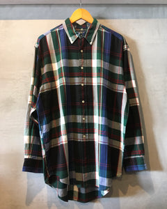 Ralph Lauren-Cotton shirt-(size M)
