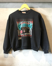 画像をギャラリービューアに読み込む, VANCOUVER GRIZZLIES-Sweat-(size L/G)-Made in CANADA