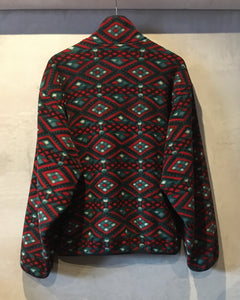 Woolrich-Fleece pullover-(size M)Made in U.S.A.