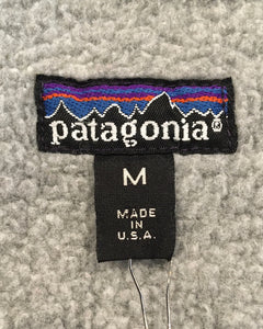 Patagonia-Nylon×Fleece jacket-(size M)Made in U.S.A.