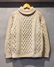 画像をギャラリービューアに読み込む, STRATHTAY by INVERALLAN-Alan knit-Made in SCOTLAND