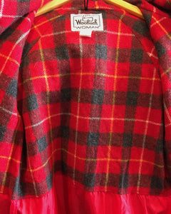 Woolrich Woman-Mountain parker-(size M)Made in U.S.A.