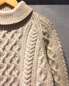STRATHTAY by INVERALLAN-Alan knit-Made in SCOTLAND