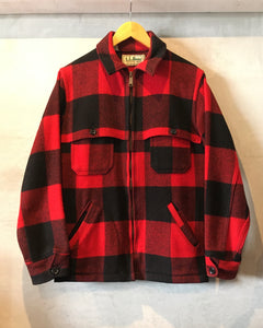 L.L.Bean-wool jacket-Made in U.S.A.