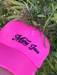 PINK MJ DAD HAT
