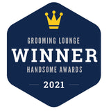 Grooming Lounger Winner of the Handsome Awards 2021