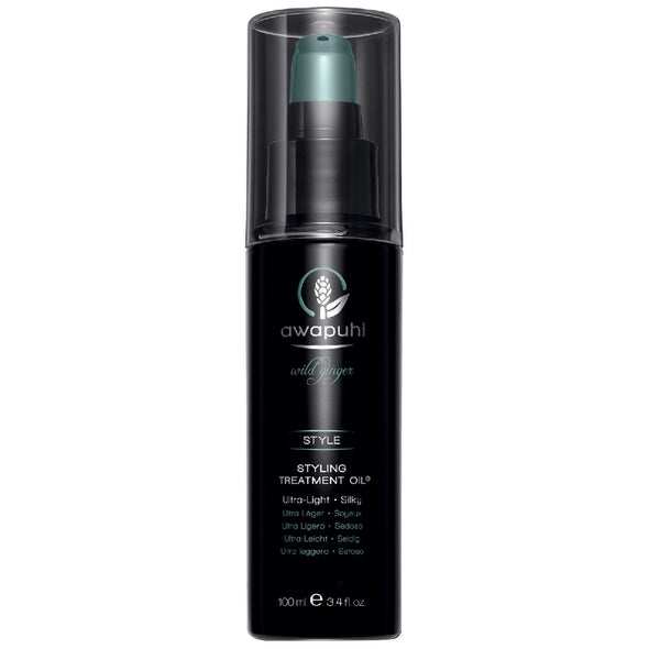 Awapuhi Wild Ginger Styling Treatment Oil by Paul Mitchell