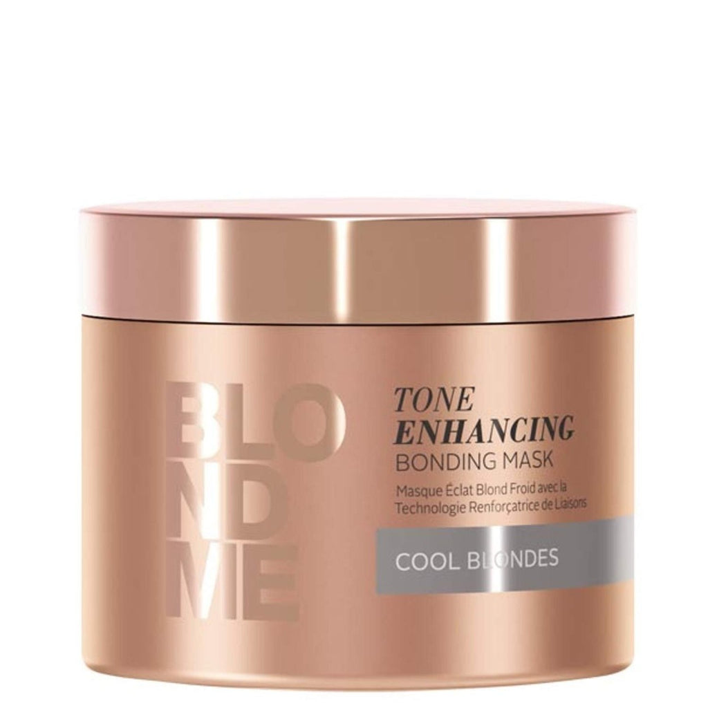 BlondMe - Tone Enhancing Bonding Mask - Cool Blondes by Schwarzkopf Professional