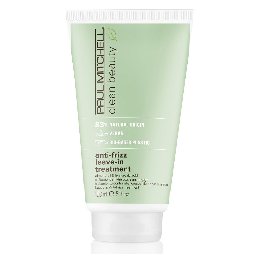 Clean Beauty Anti-Frizz Leave-In Treatment by Paul Mitchell