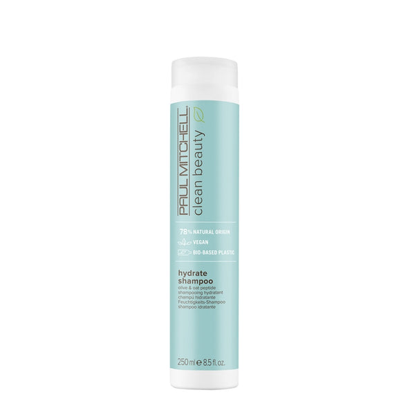 Clean Beauty Hydrate Shampoo by Paul Mitchell