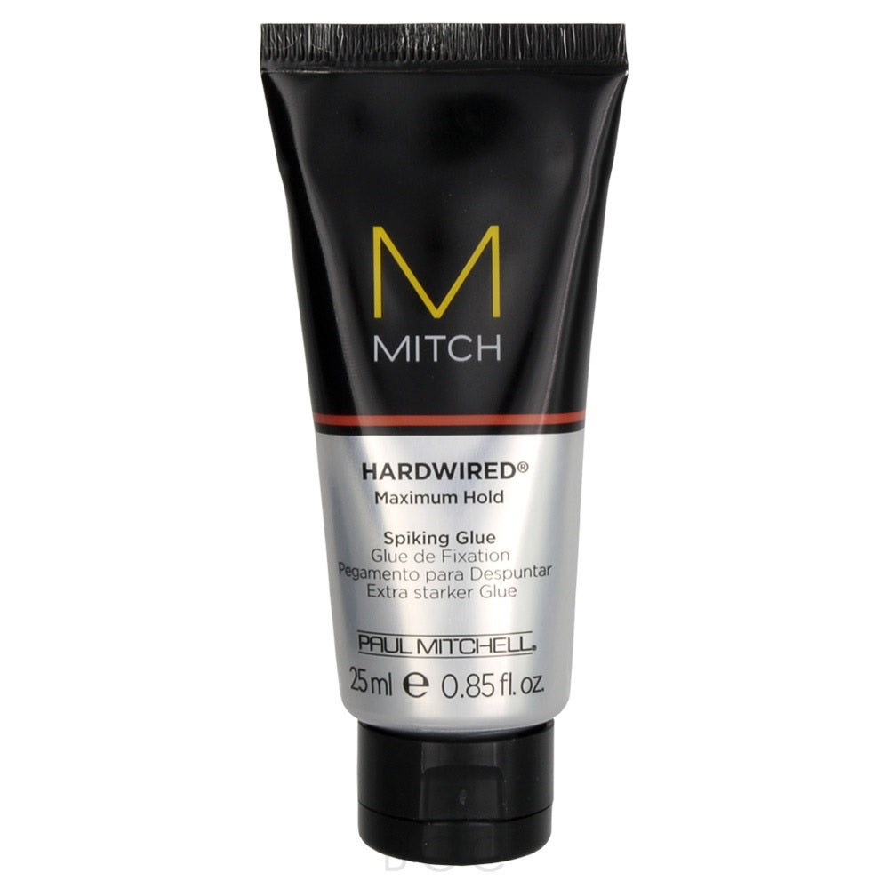 Mitch Hardwired Spiking Glue by Paul Mitchell