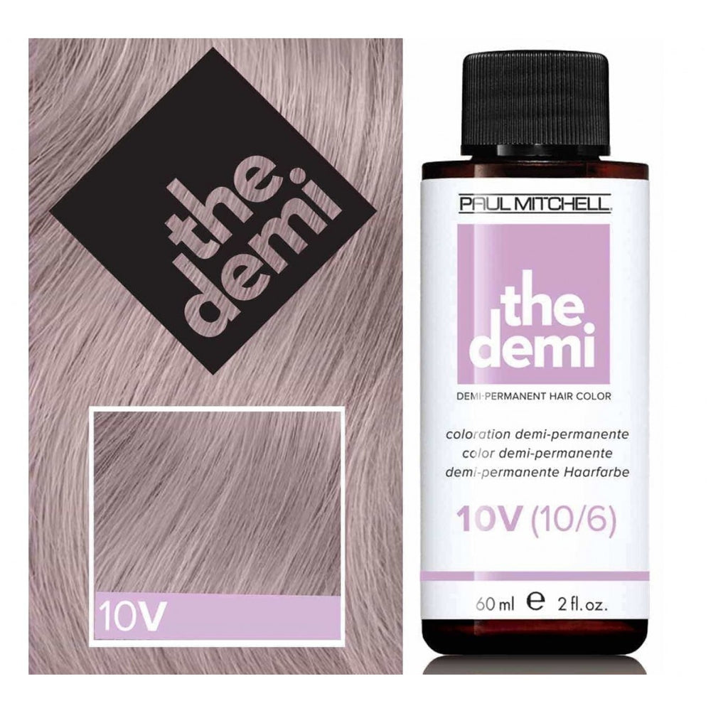 The Demi 10V Violet by Paul Mitchell