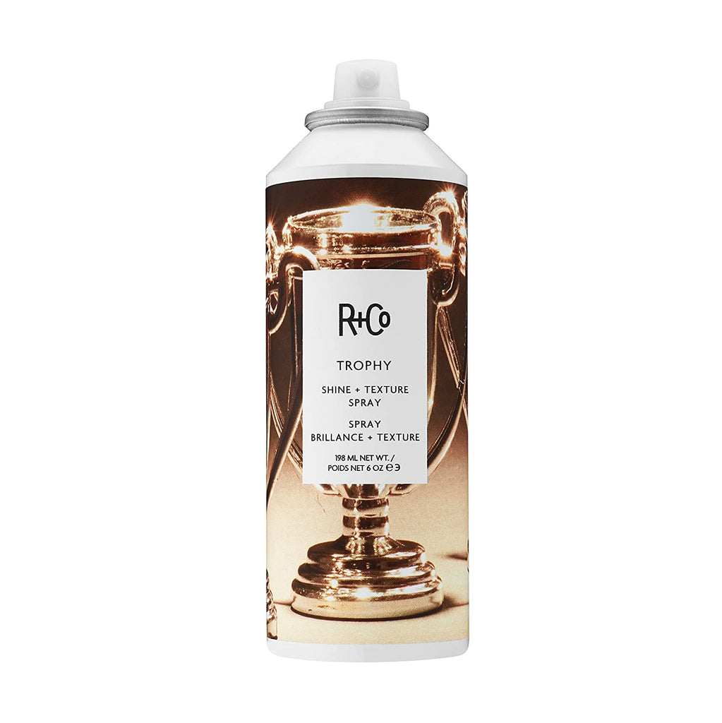 Trophy-Shine + Texture Spray by R+co