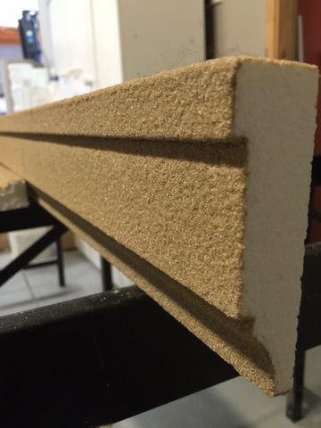 Decorative Exterior Moulding : 100x35 Profile - OI375