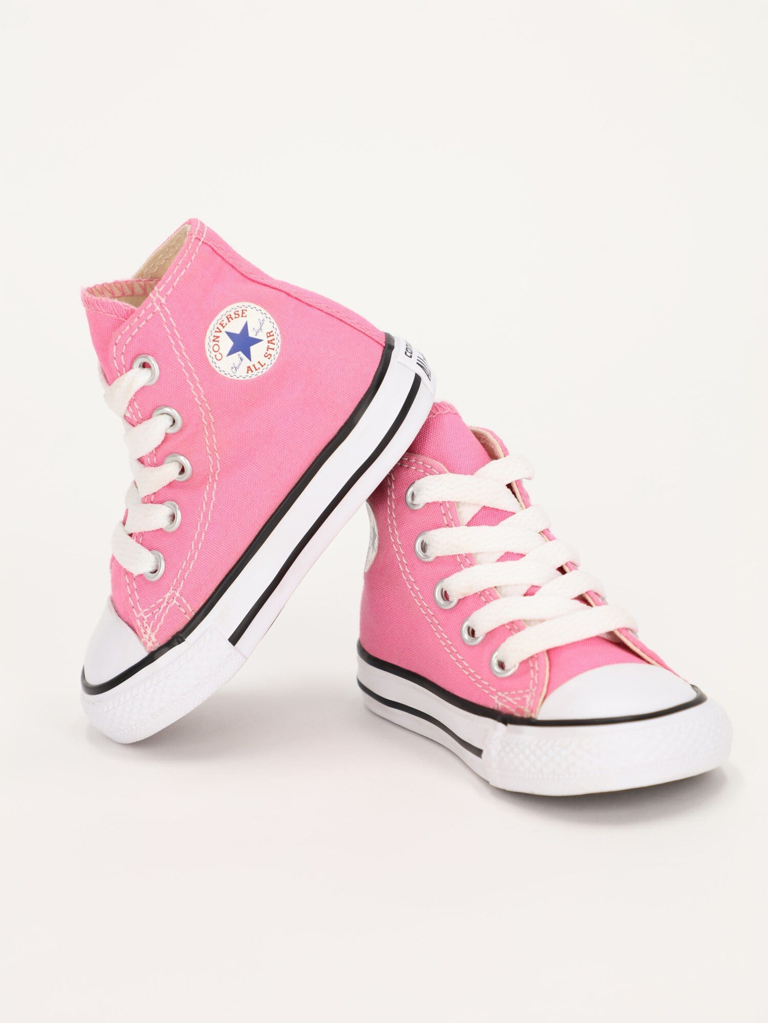 Converse Footwear Pink / 26 Kids Chuck Taylor All Star High Top - 7j234