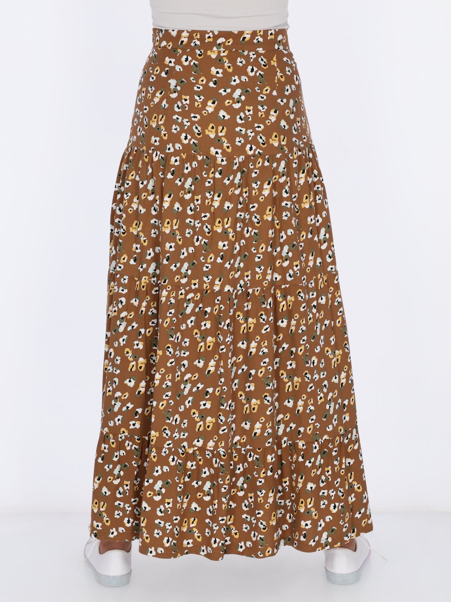 OR Skirts & Shorts Floral Maxi Skirt