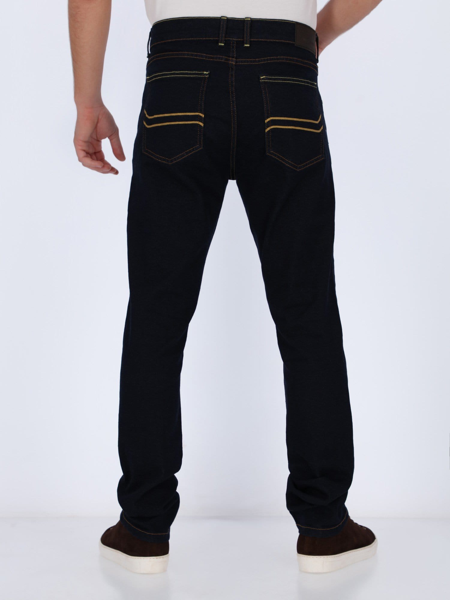Daniel Hechter Pants & Shorts Jeans Pants with Stitched Back Pockets