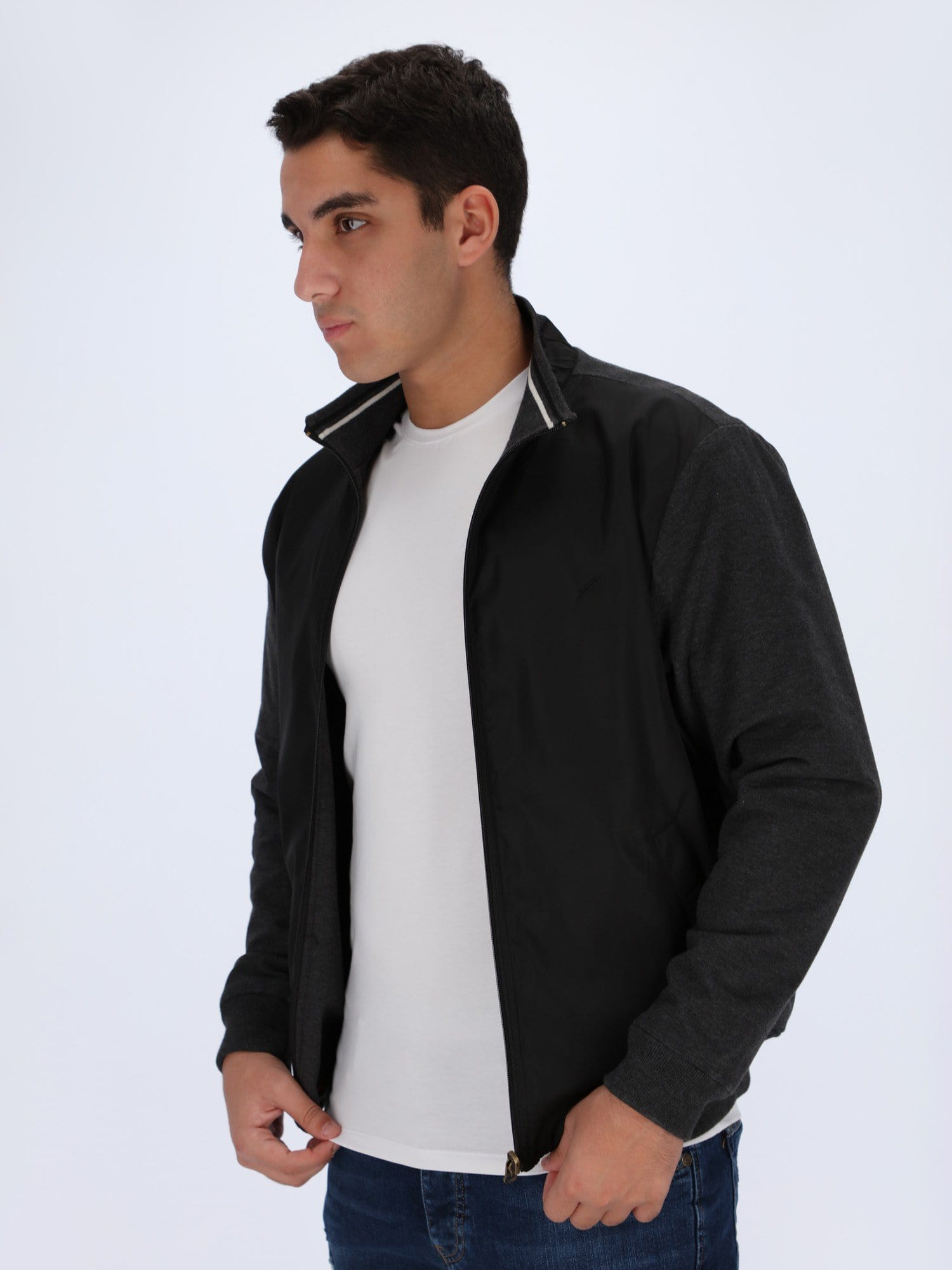 Daniel Hechter Jackets Black / M Double Face Jacket