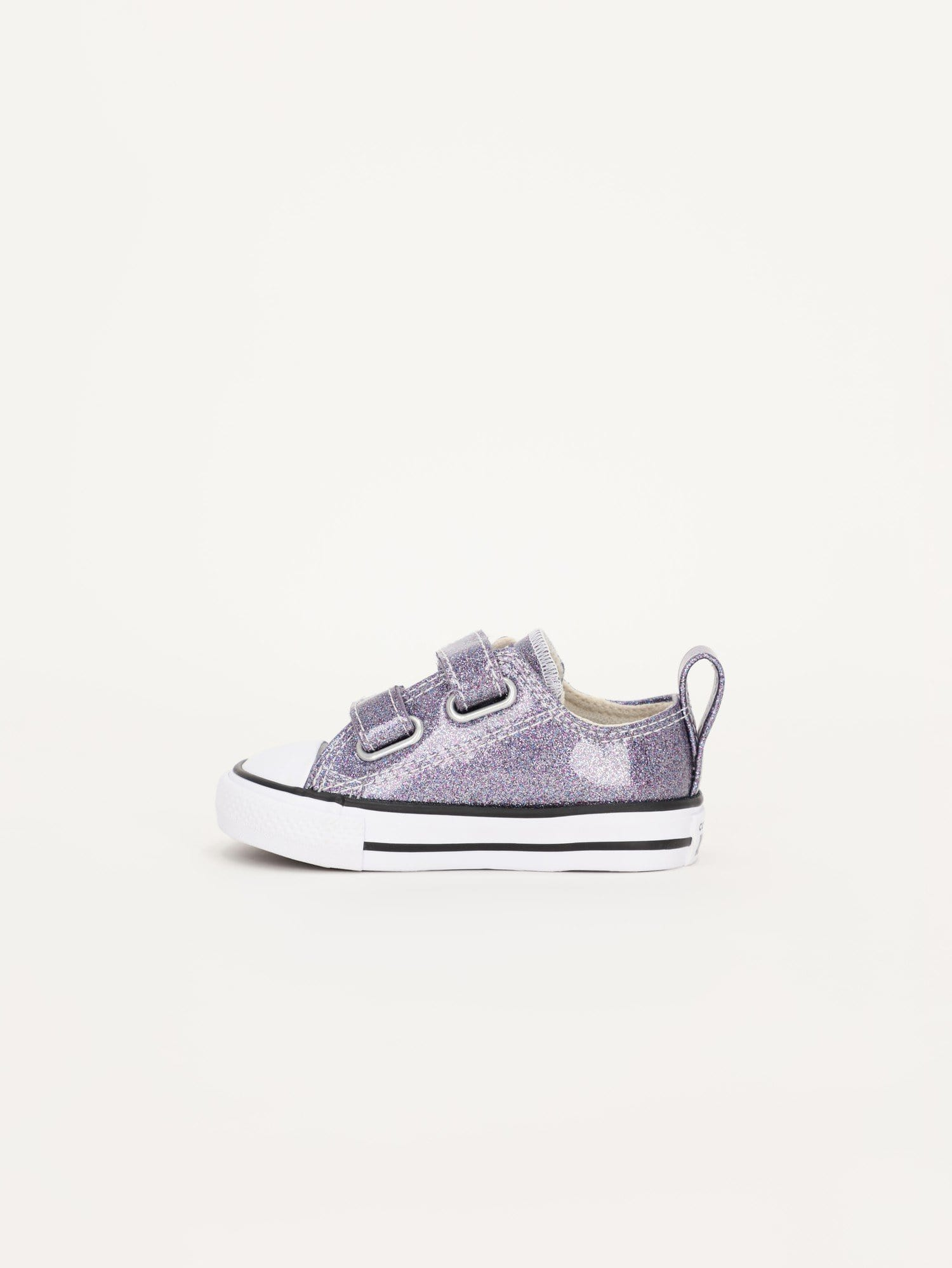 Converse Footwear Kids Coated Glitter Easy-On Chuck Taylor All Star Low Top Sneakers - 768469C