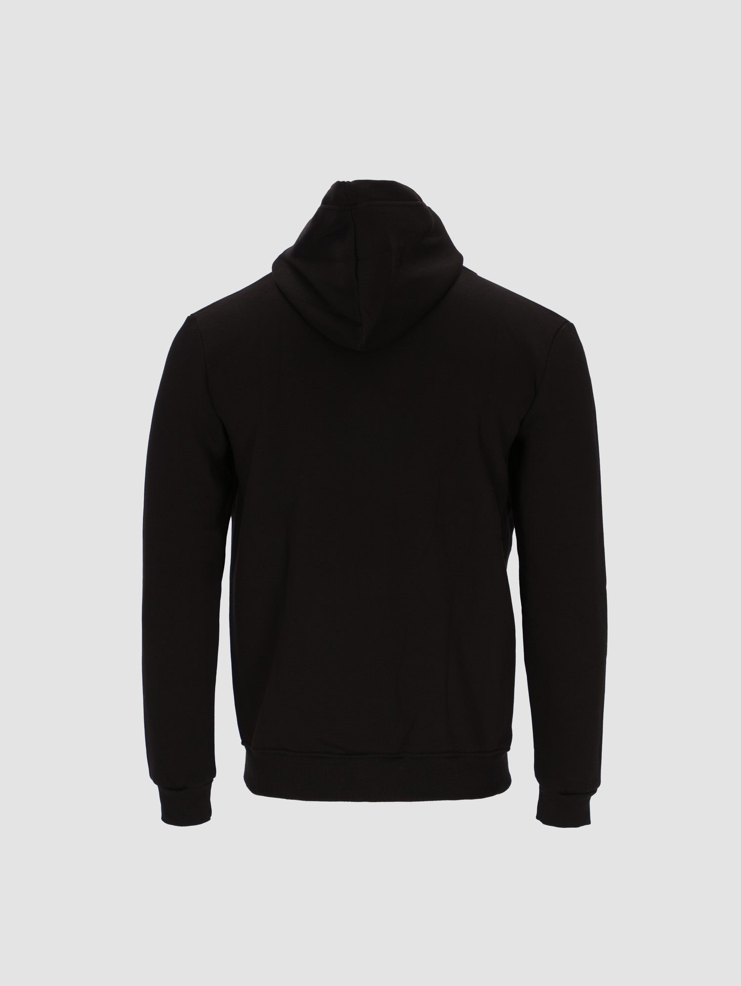Men's Basic Zip-up Hoodie