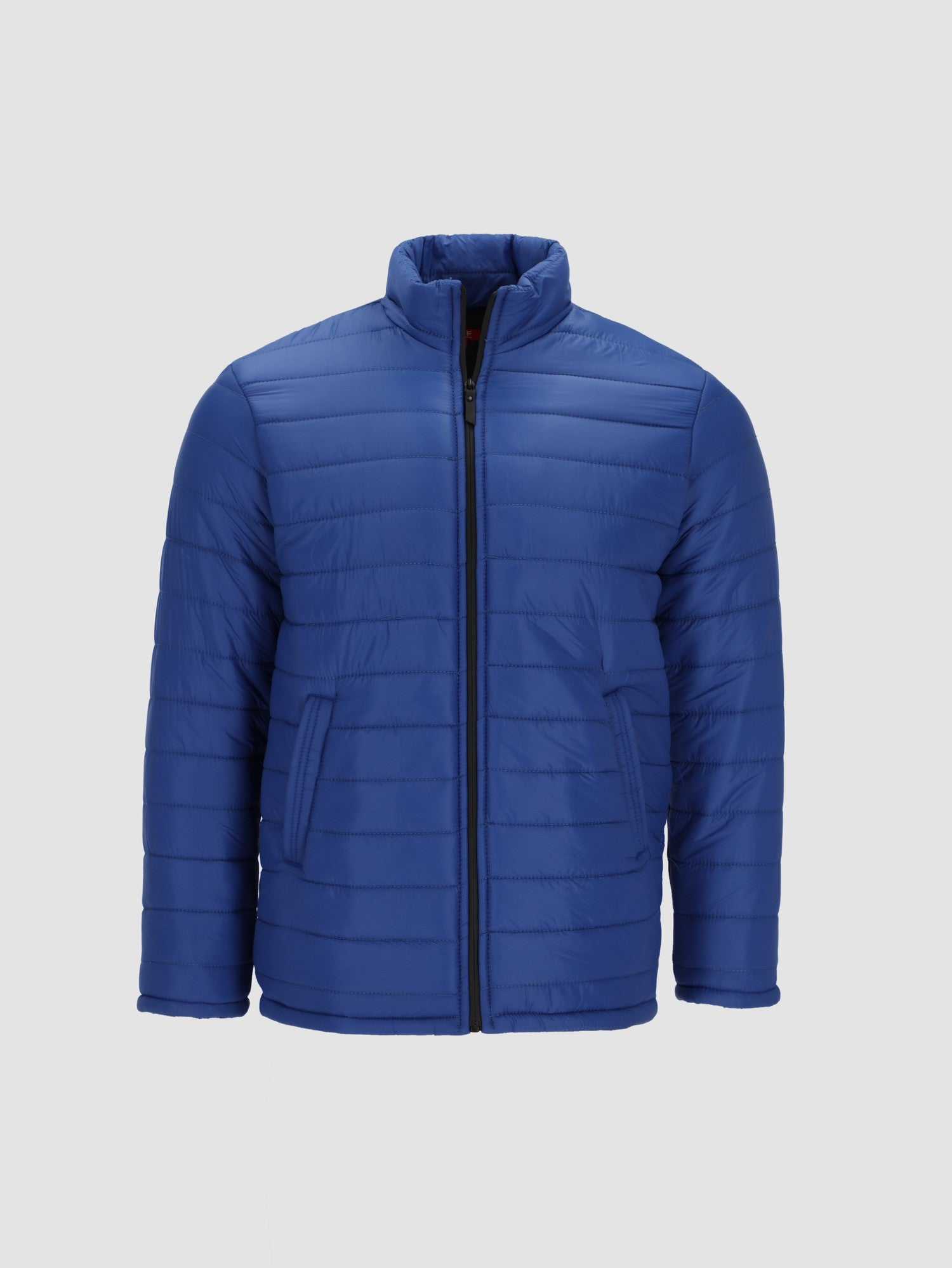 Men's Puffer Design Nylon Jacket