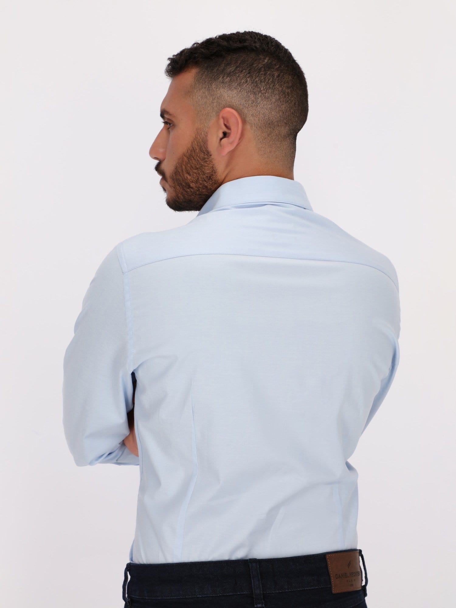 Daniel Hechter Shirts Basic Shirt with Long Sleeves