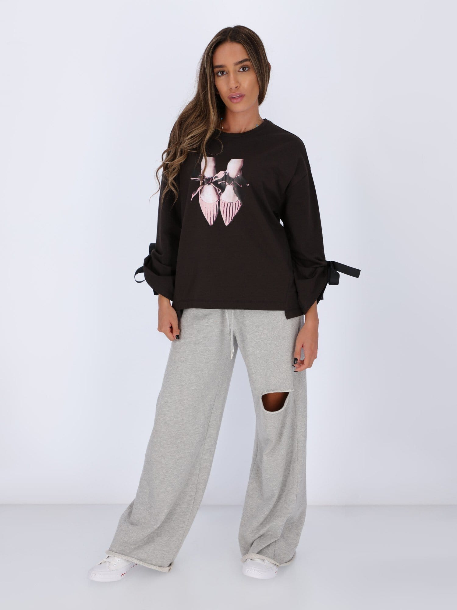 OR Sweatshirts & Hoodies Ballerina Sweatshirt