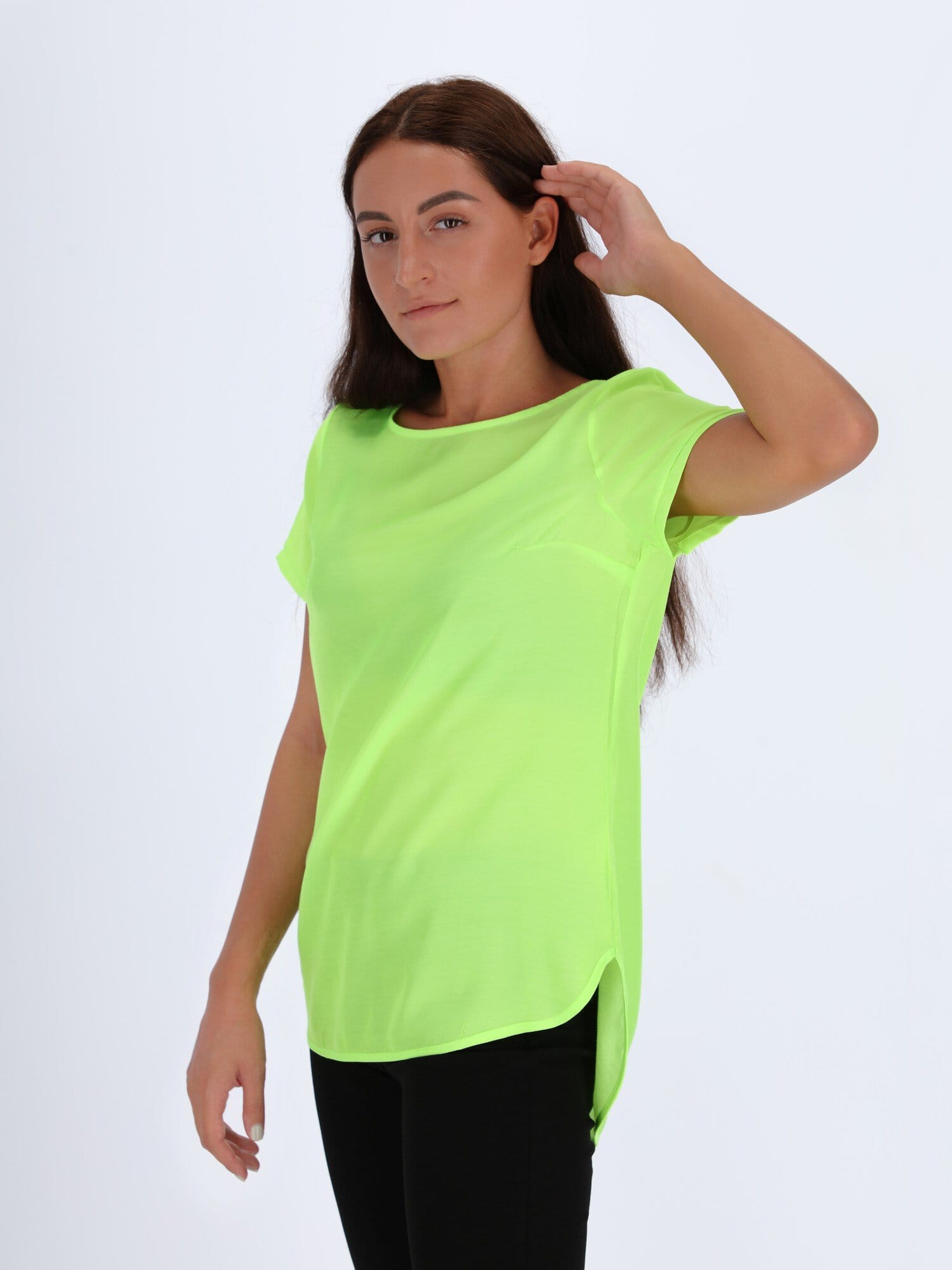 OR Tops & Blouses Basic Round Hem Top