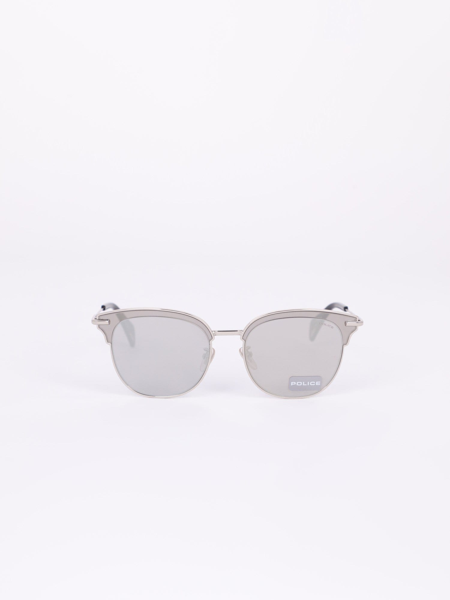 Police Sunglasses 00579X / 53 Cat Eye Square Lens Sunglasses