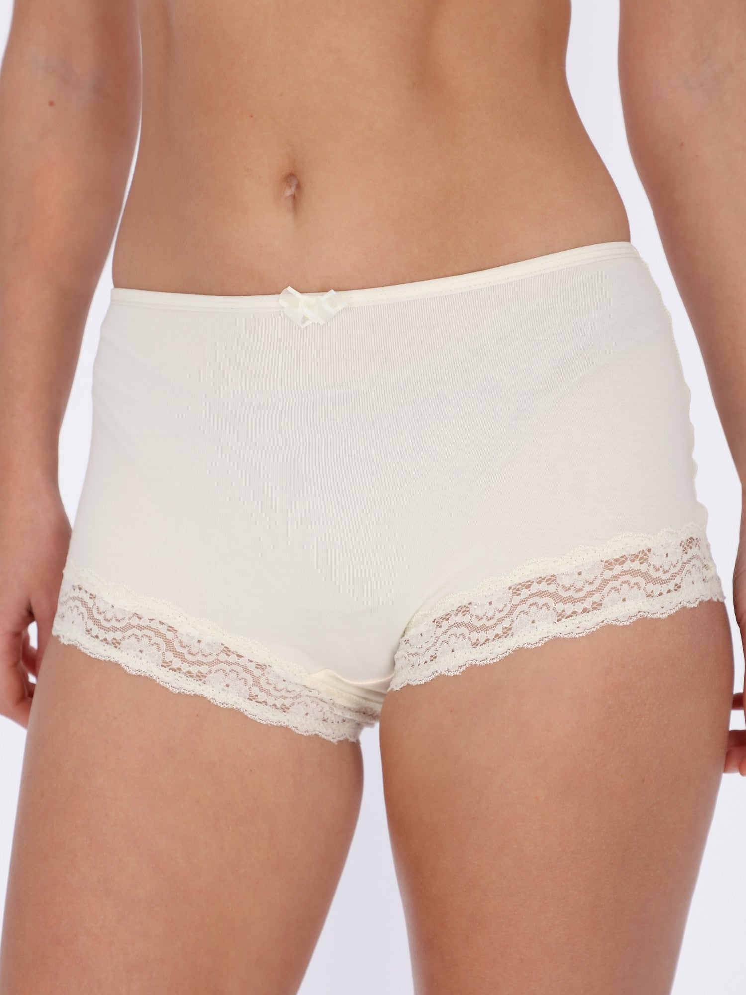 Lace Boy Cut Panty