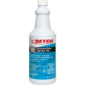 Betco Disinfectant/Cleaner, Rtu, 32 Oz, 12/Ct, Cl