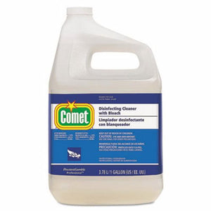 Comet Disinfectant Cleaner with Bleach, 3 Gallons