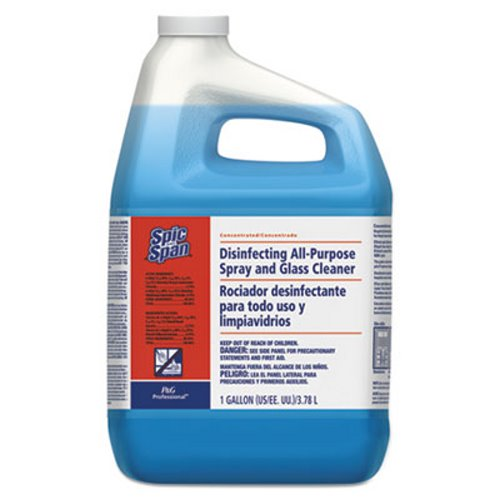 Spic & Span 32538 Disinfecting Spray & Glass Cleaner Concentrate