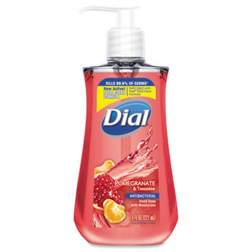 Dial Antimicrobial Liquid Soap, Pomegranate & Tangerine